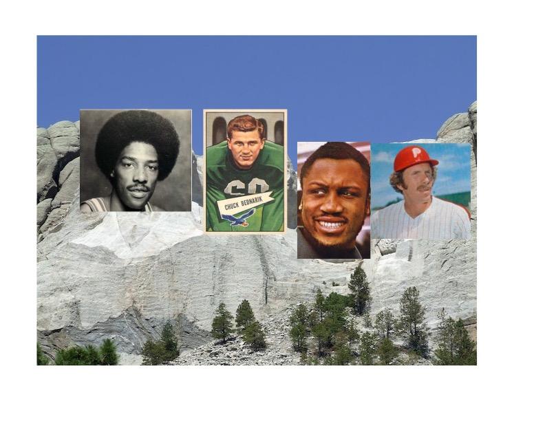 Philadelphia Mt Rushmore